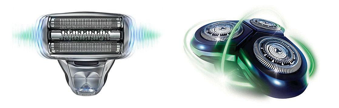 Comparatif des rasoirs électriques